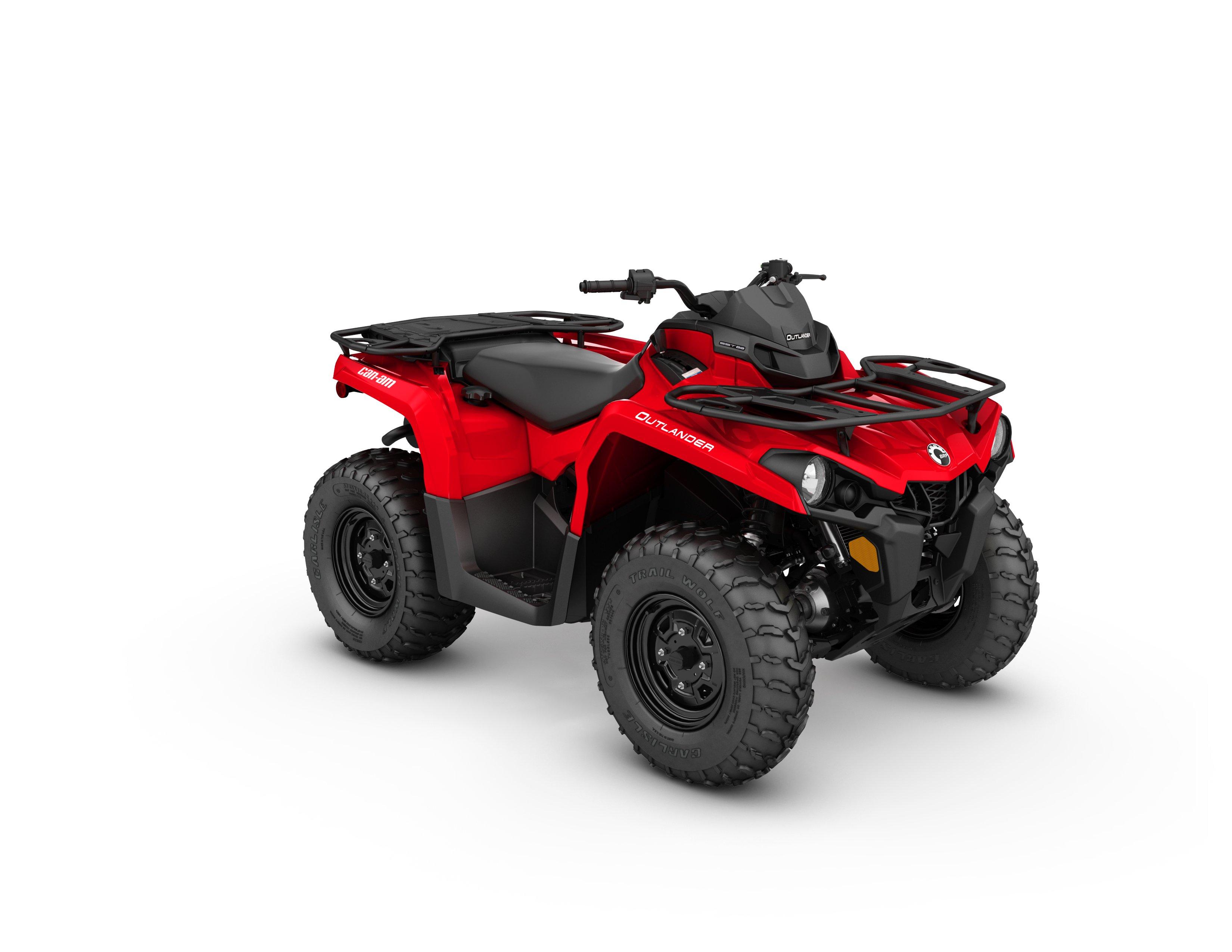 2017-outlander-base-450-viper-red_3-4-front