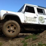 A 4 x 4 off road experience to make your dreams come true